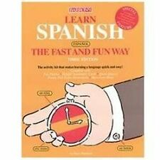 Learn Spanish the Fast and Fun Way (Fast and Fun Way Series) Hammitt, Gene Pape