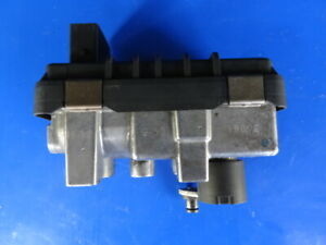 Actuator,  Ladedruckregler 6NW008412-712120 G-53 Merc. w211,w203 ,Bmw 3er