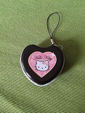 Laccetti cellulari Hello Kitty Heart Portagioie Gadget Originali da Collezione