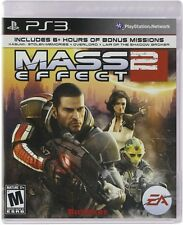 Mass Effect 2 (Sony PlayStation 3, 2011) 106851-2 (J) BY8A
