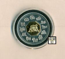 2004 Year of the Monkey $15 Proof Silver (10816) (OOAK)