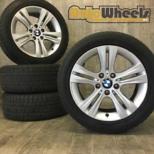 17 Genuine BMW 3 series alloy wheels complete with Michelin tyres F30 F31 sport
