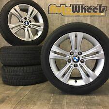 Genuine BMW serie 3 17 Ruedas de Aleación Completo Con Michelin Neumáticos F30 F31 Sport