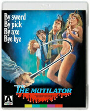 The Mutilator Blu-Ray Region