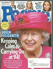 People Magazine (June 1, 2020) QUEEN ELIZABETH KEEPING CALM & CARRYING ON AT 94