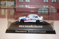 """BMW 3er von """"Prodrive Raceland Exclusivmodell""""  in PC-Box  (Herpa/Hö/PC 206"""