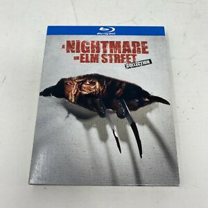 A Nightmare on Elm Street Collection Blu Ray Box Set Complete Series 5 Disc