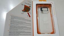 Gear 4 Negro Heladera choque con D30 mundo paliza Protección para Samsung S7