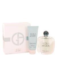 Giorgio Armani Acqua Di Gioia 3.4 Oz Eau De Parfum Spray 2 Pcs Gift Set