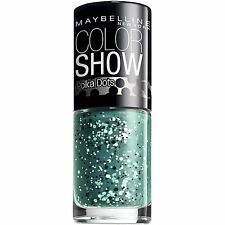 Maybelline New York Color Show Nail Polish Polka Dots 55 Drops Of Jade