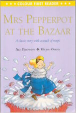 MRS PEPPERPOT AT THE BAZAAR Alf Proysen Child Colour Reader New 2014 pb Red Fox