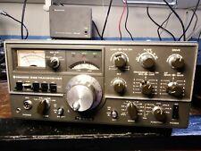Kenwood TS 520S 160-10M HF SSB/CW Base Ham Amateur Radio Transceiver Working!