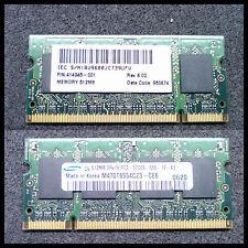 Samsung M470T6554CZ3-CE6 DDR2 RAM 667MHz