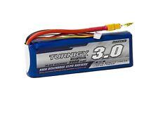 RC Turnigy 3000mAh 3S 30C Lipo Pack w/XT-60