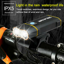 20000LM Mountain Bike LED Front Light Bright Headlamp USB Rechargeable Headlight