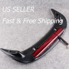 Motorcycle Rear Trunk Spoiler with LED Lens For Honda GOLDWING GL1800 2001-2011