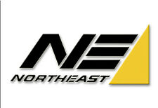 "Northeast Airlines Logo Fridge Magnet 3.25""x2.25"" Collectibles (LM14040)"