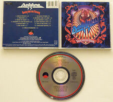 Dokken-back for the Attack (1987, Elektra) Dream warriors, heaven sent, prisoner