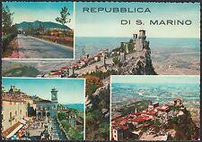 AA4531 Repubblica di San Marino - Vedute - Cartolina postale - Postcard