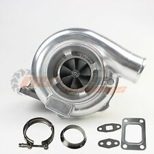 High Quality GT30 GT3076 Turbo Charger A/R .63 V-Band T3 Rear + 3'' Flange Clamp
