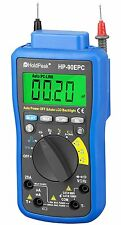 Holdpeak 90EPC Digital LCD Auto Multimeter with USB, Diode and Continuity Test-