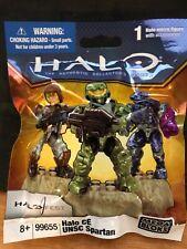 Halo Fest mega bloks Unsc Spartan 99655