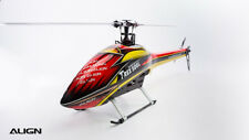 Align T-Rex 500L Dominator Speed Fuselage – Red & Yellow HF5025T