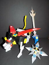 2012 MATTEL VOLTRON Club Lion Black Lion ONLY LOOSE USED LOOK