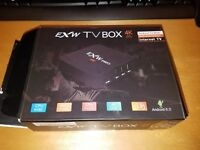 Amlogic EXW 905X PRO Quad Core Smart TV Box