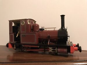 Accucraft 16mm Scale 1:19 Live Steam Dolgoch Talyllyn, New In Box! Sold Out!