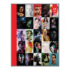 ✅ Adobe cs6 Master Collection Creative Suite inglese WIN Versione completa