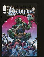 Krampus #1  Image Comics High Grade NM  (C375)