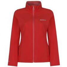 Abrigos y chaquetas de mujer de color principal rojo de poliéster