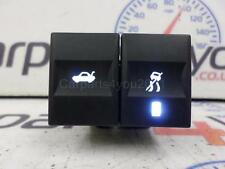 MONDEO MK3 01-03 WHITE LED BOOT & TRACTION CONTROL / ESP SWITCH + FREE UK POST