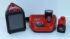 MILWAUKEE WIRELESS JOBSITE 2ADDWSPEAKER M12 WITH CHARGER AND 3 BATTERIES