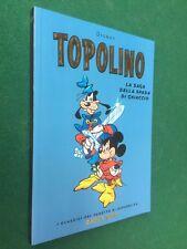 Disney TOPOLINO SAGA SPADA GHIACCIO Classici Fumetto Repubblica SERIE ORO n.10