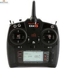 Spektrum Spmr6750 Dx6 6-channel DSMX Transmetteur / ondes Mode 2