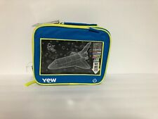*NEW* LED Light Up Lunch Box Space Shuttle Truck, Cat & Dolphin