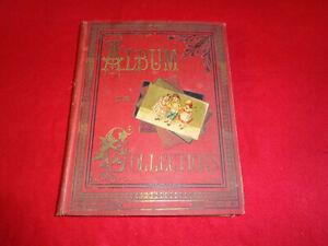 ANCIEN ALBUM DE 960 CARTES CHROMOS & DECOUPIS / WINDSOR LAYET LIEBIG COST IBLED