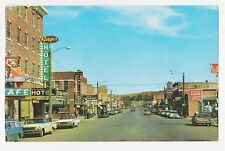 Lusk,Wyoming,Business Section,Niobrara County,1961