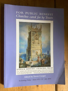 For Public Benefit: Churches Cared for by Trusts (Paperback, 2014)