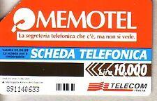 Telefonkarte Italien gut erhalten + unbeschädigt (intern: 2257 )
