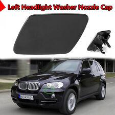 Left Front Bumper Headlight Washer Spray Nozzle Cover Cap For BMW X5 E70 07-11