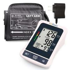 Upper Arm High Blood Pressure Monitor BP Large Cuff Machine Gauge Tester Meter