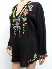 NWT Johnny Was Embroidered Suko Tunic - 1X - OL64440517