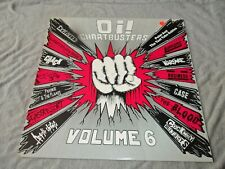 LP/ Vintage  Oi Chartbusters  Volume 6  UK Link Records
