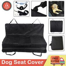 Waterproof Rear Back Seat Protector Cover Travel Car Dog Hammock Heavy Duty Mat