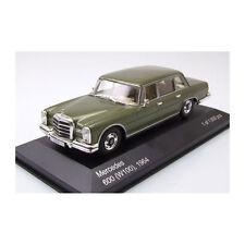 Whitebox 206888 mercedes benz 600 (w100) verde metalizado 1:43 coche modelo nuevo! °