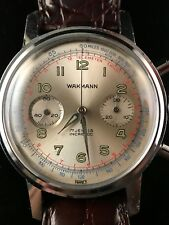 Wakmann Chronograph, Switzerland, c. 1966