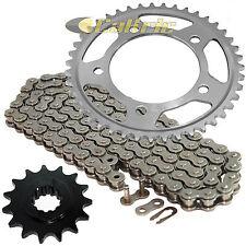 Drive Chain & Sprockets Kit Fits HONDA CBR600F3 CBR600 F3 1997 1998